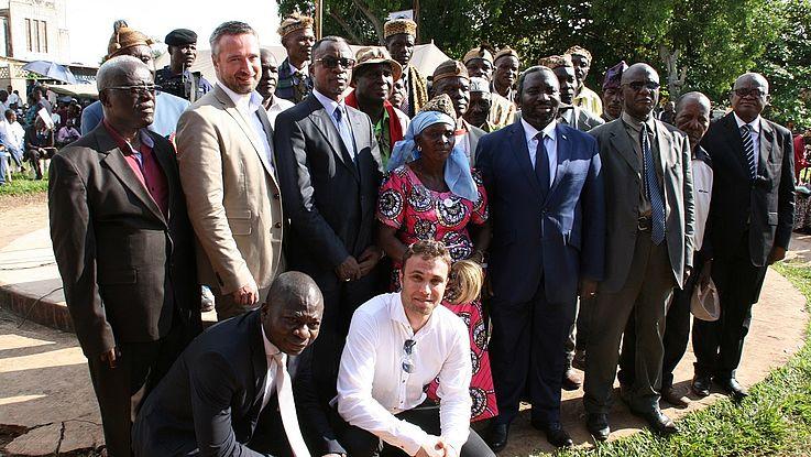 Mise en place des CCRCC dans le Kongo Central